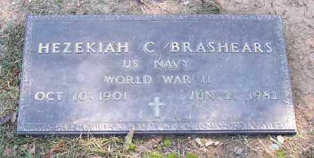 BRASHEARS  (VETERAN WWI), HEZEKIAH - Lonoke County, Arkansas | HEZEKIAH BRASHEARS  (VETERAN WWI) - Arkansas Gravestone Photos