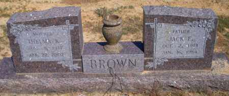 BROWN, THELMA K - Lonoke County, Arkansas | THELMA K BROWN - Arkansas Gravestone Photos