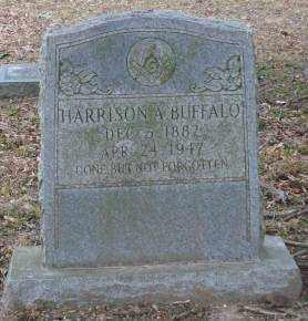 BUFFALO, HARRISON A - Lonoke County, Arkansas | HARRISON A BUFFALO - Arkansas Gravestone Photos