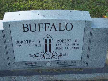 BUFFALO, ROBERT M - Lonoke County, Arkansas | ROBERT M BUFFALO - Arkansas Gravestone Photos