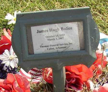 BULICE, JAMES HUGH - Lonoke County, Arkansas | JAMES HUGH BULICE - Arkansas Gravestone Photos