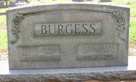 BURGESS, JOHN HENRY - Lonoke County, Arkansas | JOHN HENRY BURGESS - Arkansas Gravestone Photos