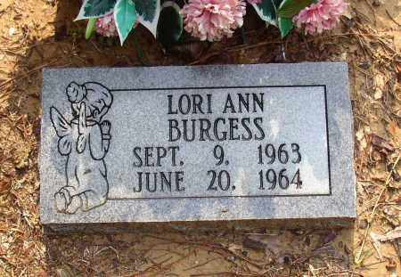 BURGESS, LORI ANN - Lonoke County, Arkansas | LORI ANN BURGESS - Arkansas Gravestone Photos