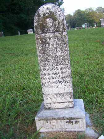 BURNETT, SARAH - Lonoke County, Arkansas | SARAH BURNETT - Arkansas Gravestone Photos