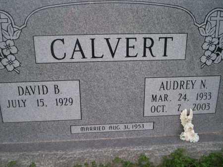 CALVERT, AUDREY N - Lonoke County, Arkansas | AUDREY N CALVERT - Arkansas Gravestone Photos