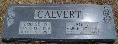 CALVERT, JOE J - Lonoke County, Arkansas | JOE J CALVERT - Arkansas Gravestone Photos