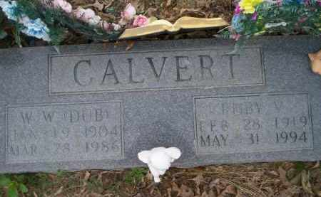 CALVERT, RUBY VIOLET - Lonoke County, Arkansas | RUBY VIOLET CALVERT - Arkansas Gravestone Photos
