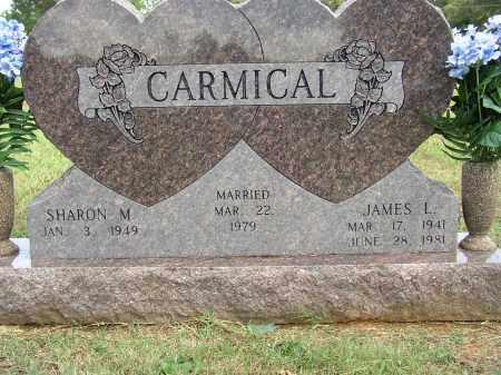 CARMICAL, JAMES L. - Lonoke County, Arkansas | JAMES L. CARMICAL - Arkansas Gravestone Photos