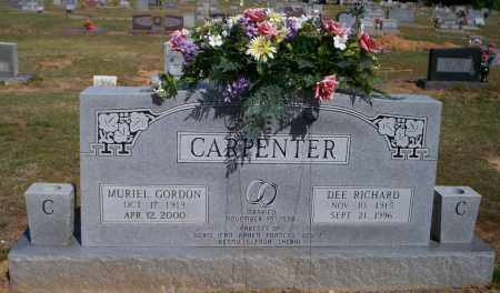 CARPENTER, MURIEL - Lonoke County, Arkansas | MURIEL CARPENTER - Arkansas Gravestone Photos