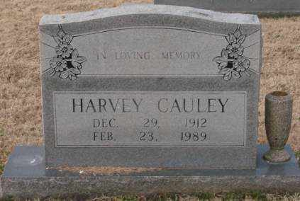 CAULEY, HARVEY - Lonoke County, Arkansas | HARVEY CAULEY - Arkansas Gravestone Photos