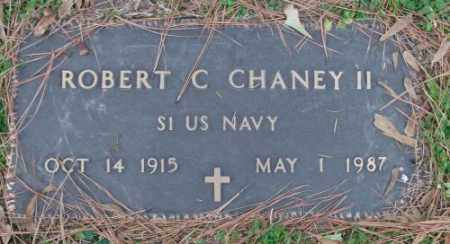 CHANEY, II  (VETERAN), ROBERT C - Lonoke County, Arkansas | ROBERT C CHANEY, II  (VETERAN) - Arkansas Gravestone Photos