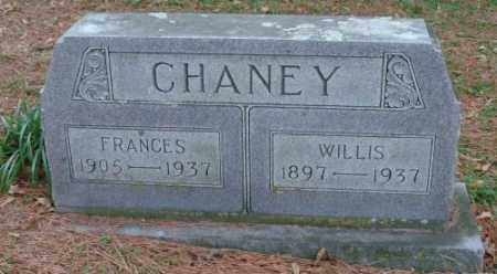 CHANEY, WILLIS - Lonoke County, Arkansas | WILLIS CHANEY - Arkansas Gravestone Photos