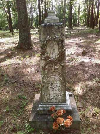 CHERRY, D. A. - Lonoke County, Arkansas | D. A. CHERRY - Arkansas Gravestone Photos