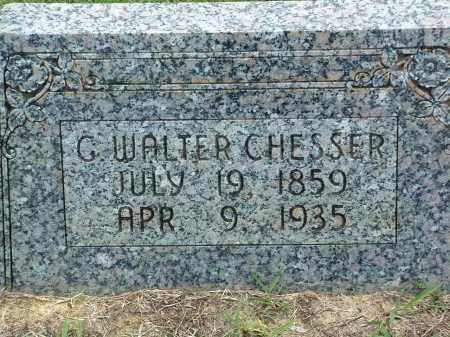 CHESSER, GRUNDY WALTER - Lonoke County, Arkansas | GRUNDY WALTER CHESSER - Arkansas Gravestone Photos