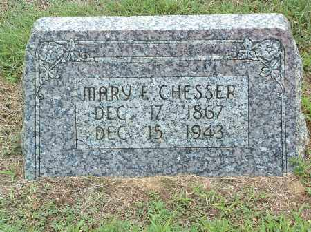 CHESSER, MARY E. - Lonoke County, Arkansas | MARY E. CHESSER - Arkansas Gravestone Photos