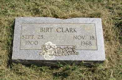 CLARK, BIRT - Lonoke County, Arkansas | BIRT CLARK - Arkansas Gravestone Photos