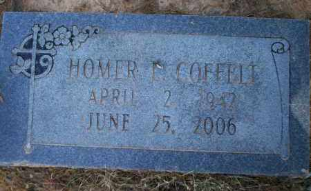 COFFELT, HOMER E - Lonoke County, Arkansas | HOMER E COFFELT - Arkansas Gravestone Photos