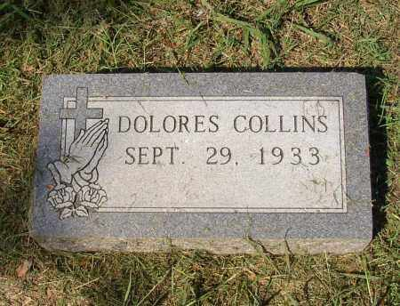 COLLINS, DELORES - Lonoke County, Arkansas | DELORES COLLINS - Arkansas Gravestone Photos