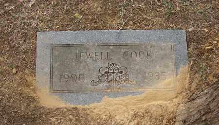 COOK, JEWELL - Lonoke County, Arkansas | JEWELL COOK - Arkansas Gravestone Photos