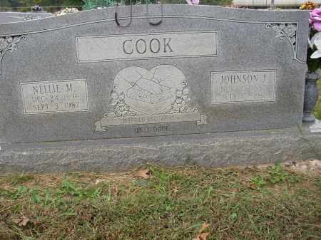 COOK, JOHNSON J. - Lonoke County, Arkansas | JOHNSON J. COOK - Arkansas Gravestone Photos