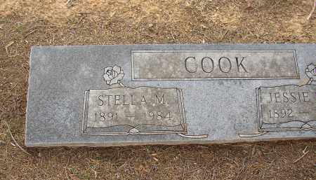 COOK, STELLA M. - Lonoke County, Arkansas | STELLA M. COOK - Arkansas Gravestone Photos