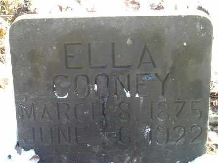 COONEY, ELLA - Lonoke County, Arkansas | ELLA COONEY - Arkansas Gravestone Photos