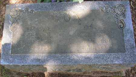 COX, WILLIAM C. - Lonoke County, Arkansas | WILLIAM C. COX - Arkansas Gravestone Photos