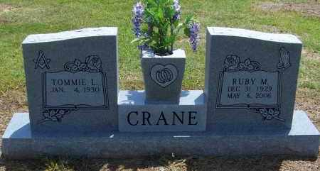 CRANE, RUBY M - Lonoke County, Arkansas | RUBY M CRANE - Arkansas Gravestone Photos