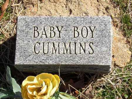 CUMMINS, BABY BOY - Lonoke County, Arkansas | BABY BOY CUMMINS - Arkansas Gravestone Photos