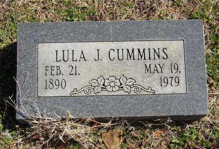 CUMMINS, LULA J. - Lonoke County, Arkansas | LULA J. CUMMINS - Arkansas Gravestone Photos