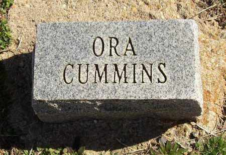 CUMMINS, ORA - Lonoke County, Arkansas | ORA CUMMINS - Arkansas Gravestone Photos