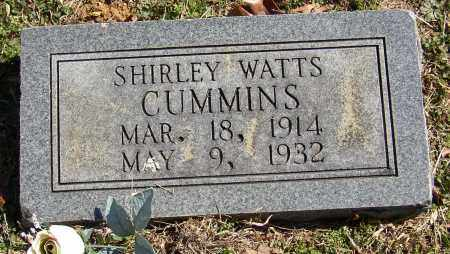 CUMMINS, SHIRLEY - Lonoke County, Arkansas | SHIRLEY CUMMINS - Arkansas Gravestone Photos