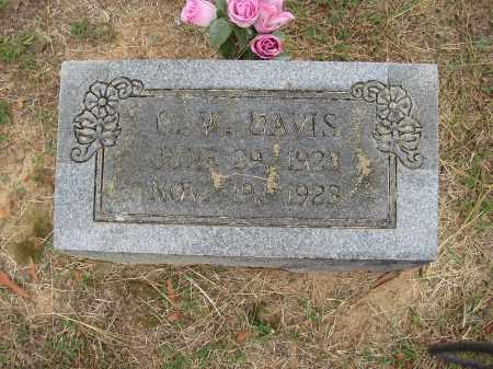 DAVIS, C. W. - Lonoke County, Arkansas | C. W. DAVIS - Arkansas Gravestone Photos