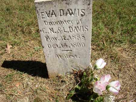 DAVIS, EVA - Lonoke County, Arkansas | EVA DAVIS - Arkansas Gravestone Photos