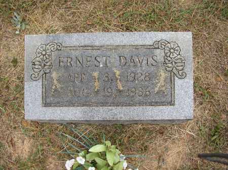 DAVIS, ERNEST - Lonoke County, Arkansas | ERNEST DAVIS - Arkansas Gravestone Photos