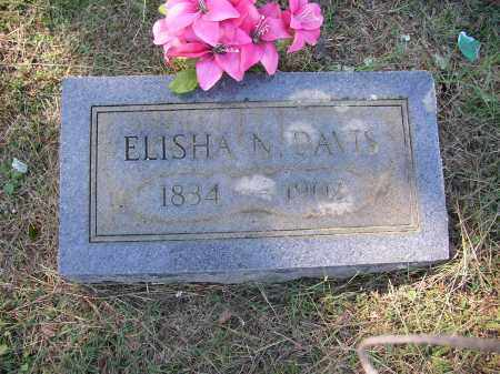 DAVIS, ELISHA N. - Lonoke County, Arkansas | ELISHA N. DAVIS - Arkansas Gravestone Photos