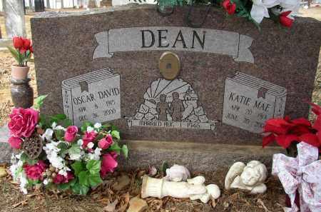 DEAN, KATIE MAE - Lonoke County, Arkansas | KATIE MAE DEAN - Arkansas Gravestone Photos