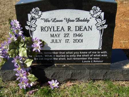 DEAN, ROYLEA R. - Lonoke County, Arkansas | ROYLEA R. DEAN - Arkansas Gravestone Photos