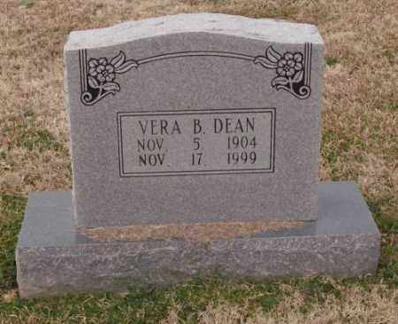 DEAN, VERA B. - Lonoke County, Arkansas | VERA B. DEAN - Arkansas Gravestone Photos
