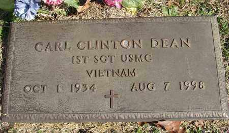 DEAN (VETERAN VIET), CARL CLINTON - Lonoke County, Arkansas | CARL CLINTON DEAN (VETERAN VIET) - Arkansas Gravestone Photos