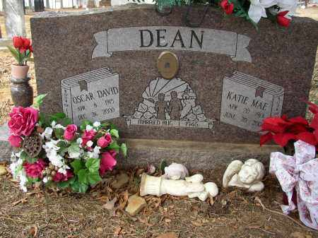 DEAN, OSCAR DAVID - Lonoke County, Arkansas | OSCAR DAVID DEAN - Arkansas Gravestone Photos