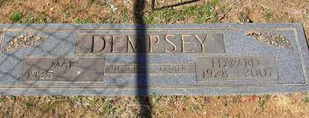 DEMPSEY, EDWARD - Lonoke County, Arkansas | EDWARD DEMPSEY - Arkansas Gravestone Photos