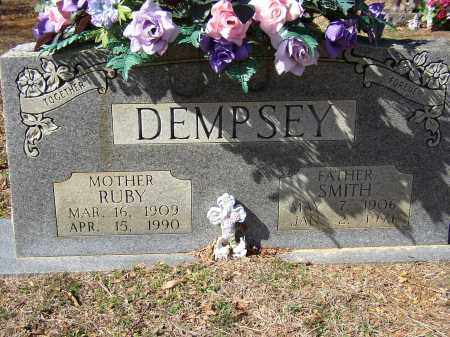 DEMPSEY, SMITH - Lonoke County, Arkansas | SMITH DEMPSEY - Arkansas Gravestone Photos