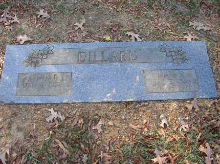 DILLARD, MARY A. - Lonoke County, Arkansas | MARY A. DILLARD - Arkansas Gravestone Photos