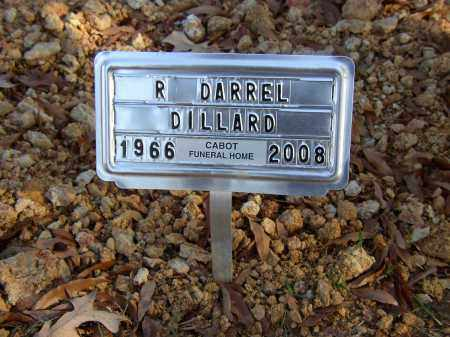 DILLARD, R. DARREL - Lonoke County, Arkansas | R. DARREL DILLARD - Arkansas Gravestone Photos