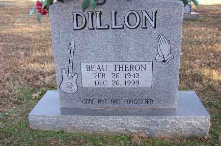 DILLON, BEAU THERON - Lonoke County, Arkansas | BEAU THERON DILLON - Arkansas Gravestone Photos