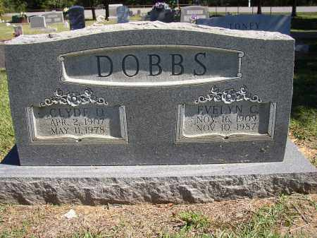 DOBBS, CLYDE O. - Lonoke County, Arkansas | CLYDE O. DOBBS - Arkansas Gravestone Photos