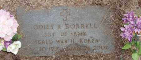 DORRELL (VETERAN 2 WARS), ODIES R. - Lonoke County, Arkansas | ODIES R. DORRELL (VETERAN 2 WARS) - Arkansas Gravestone Photos