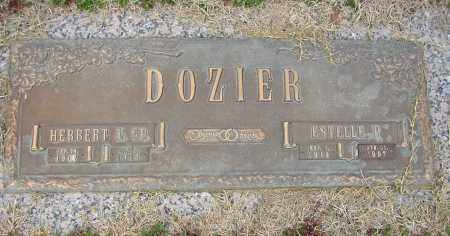 DOZIER, ESTELLE P. - Lonoke County, Arkansas | ESTELLE P. DOZIER - Arkansas Gravestone Photos