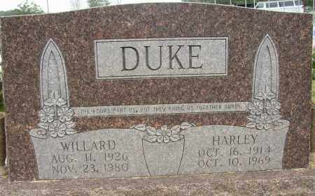 DUKE, HARLEY - Lonoke County, Arkansas | HARLEY DUKE - Arkansas Gravestone Photos